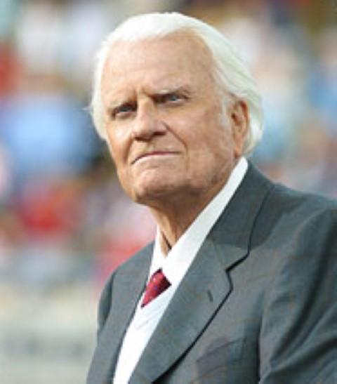 Dr Billy Graham